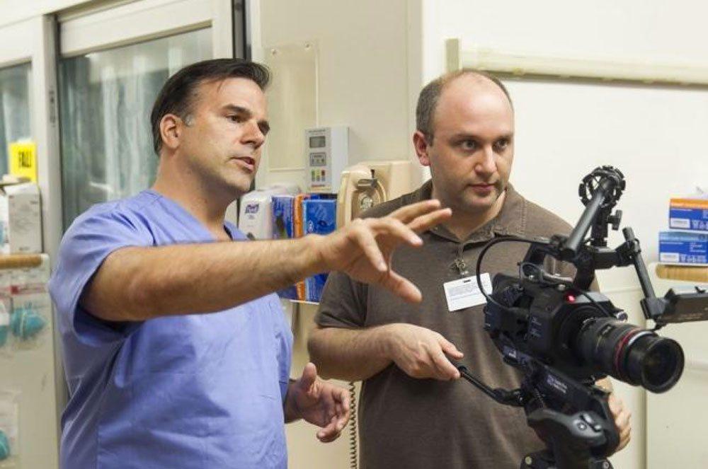 ACP CRMG Filming