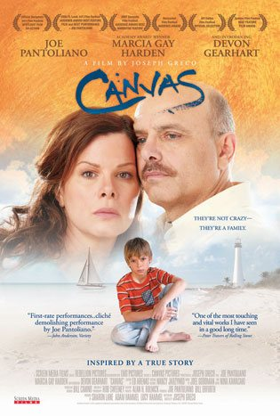Canvas DVD cover
