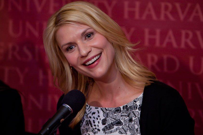 Claire Danes Press Conference
