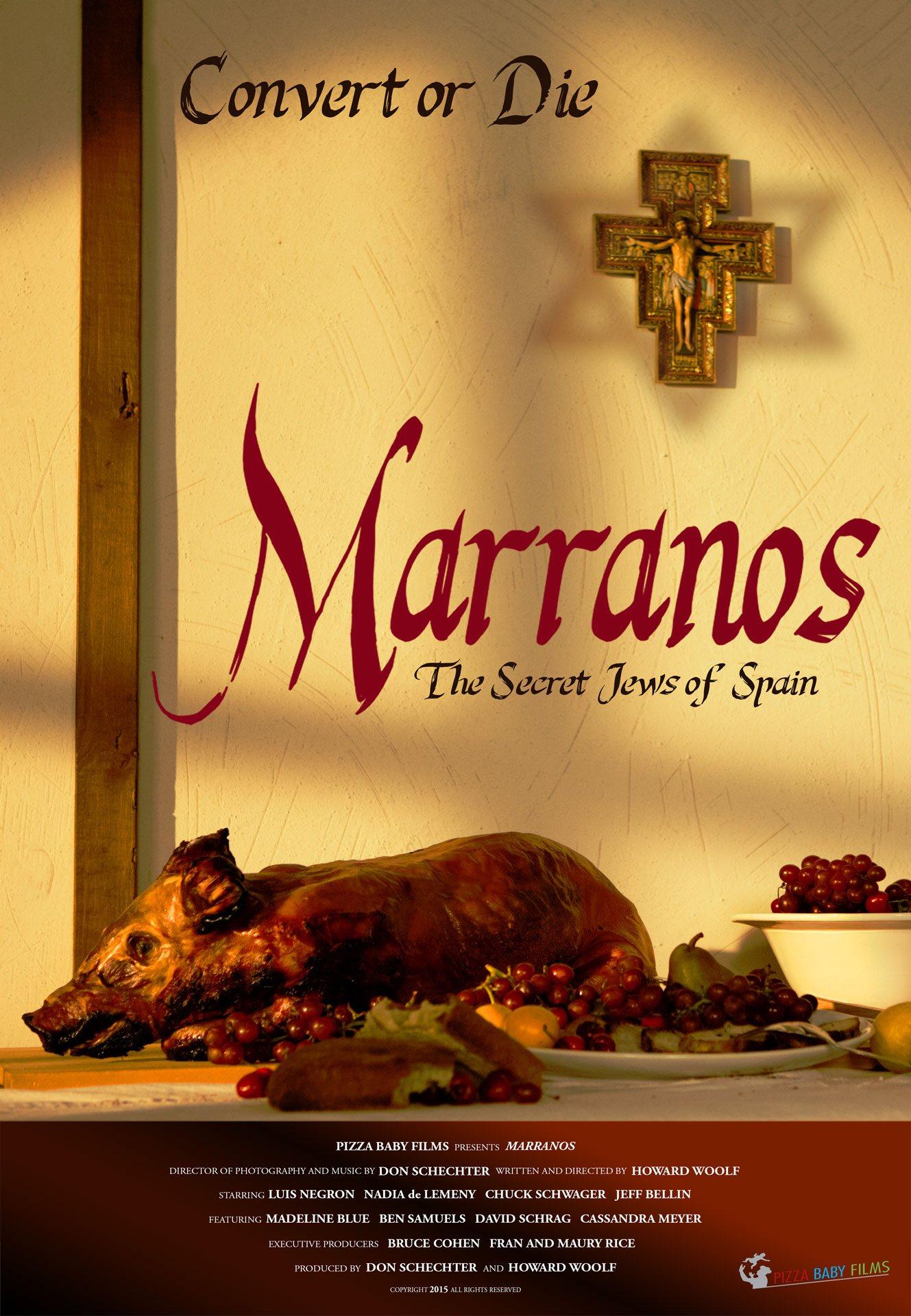 Marranos Film Poster