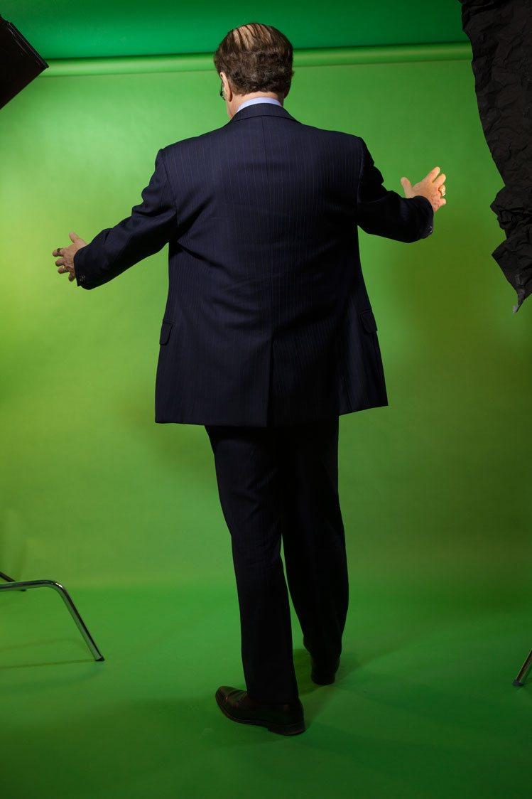 Green Screen Photo Shoot