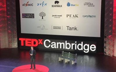 TEDx Cambridge Fall 2017