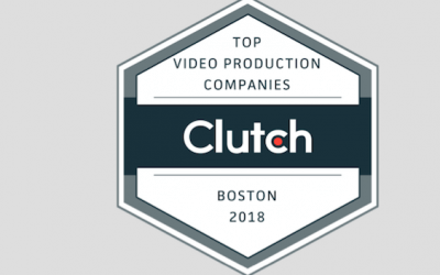 Charles River Media Group featured as Leading Video Production Company in Boston